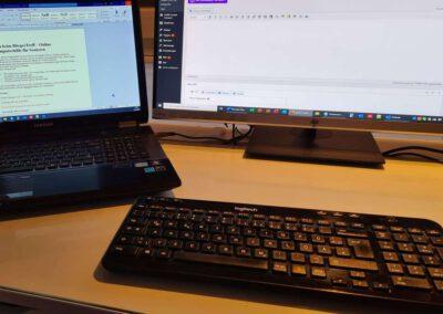Online Computerhilfe für Senioren