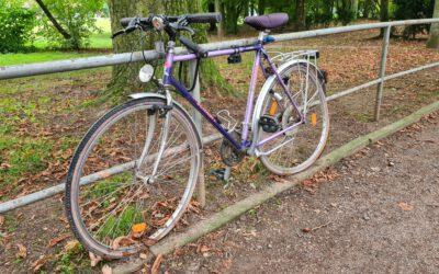 Fahrrad-Pannen-Kurs im BürgerTreff